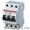 Автоматический выключатель S203 C50A 6kA  ABB #717105