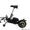 Компактный велосипед с электромотором #1396045