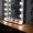 Гримерные зеркала и столики с лампочками #1652699