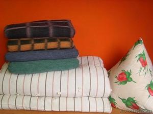 кровати двухъярусные, одноярусные со спинками дсп, для строителей  - Изображение #7, Объявление #689436