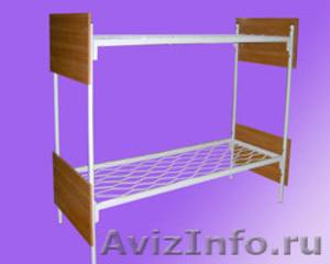 кровати армейские, кровати для лагеря, кровати металлические для гостиницы - Изображение #5, Объявление #902889