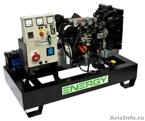 Дизельные электростанции ENERGY (Италия) с двигателем Lombardini  - Изображение #1, Объявление #1095409