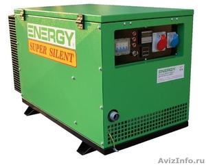 Бензиновые генераторы ENERGY s.r.l.  с двигателями HONDA и BRIGGS & STRATTON - Изображение #1, Объявление #1131686
