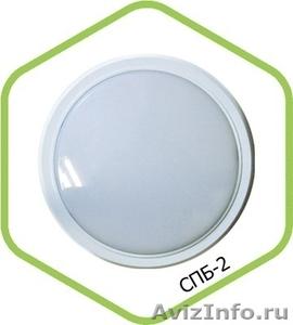 Светильник светодиодный СПБ-2 14Вт 230В 4000К 1100лм 250мм белый  LLT - Изображение #3, Объявление #1458823