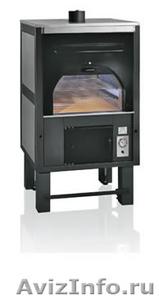 Варочная дровяная печь с духовкой Roby 40x60 (Италия). - Изображение #2, Объявление #1539211