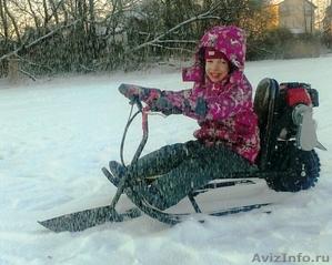 Детский снегоход - Изображение #2, Объявление #1605656