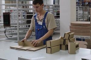 Упаковщик на производство цифровой техники (вахта) - Изображение #1, Объявление #1693949