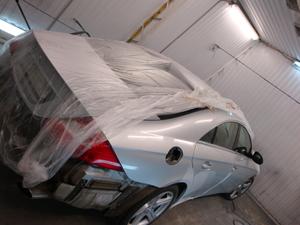 Кузовной ремонт, покраска бамперов, ремонт бамперов - Изображение #1, Объявление #1703646