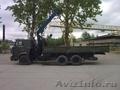 Услуги Манипулятора по Санкт-Петербургу и Лен обл погрузка доставка разгрузка.