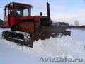 Трактор Бульдозер ДТ-75