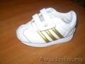 кроссовочки adidas детские