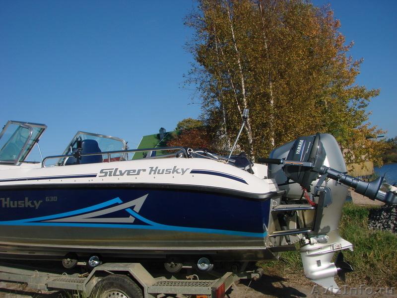 купить лодку сильвер в санкт-петербурге