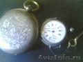 Серебро 84 пр.19 в. локжи часы, корпус от чаов