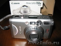Пленочная компактная фотокамера. CANON 150 U date