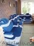 Угловой диван и кресло-кровать + бонус