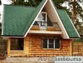 Срубы, дома, бани из окоренного бревна и бруса недорого, Объявление #443608