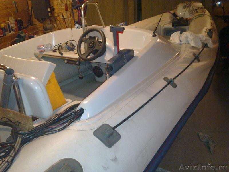 лодка condor ib-285