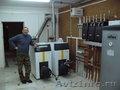 Котельное оборудование,  монтаж систем отопления