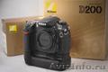 Nikon D200 10MP цифровая камера