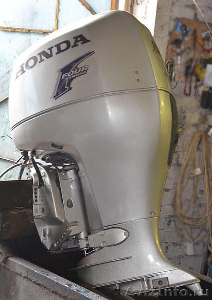 лодочный мотор honda 2 л.с инструкция