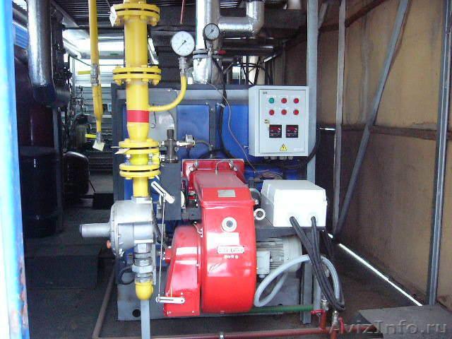 блочная водогрейная котельная на газовом топливе