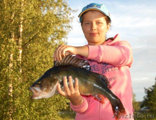 города финляндии с рыбалкой