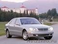 Аренда Mercedes W220 long S500 с водителем в Минске. - Изображение #3, Объявление #886675