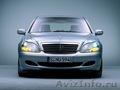 Аренда Mercedes W220 long S500 с водителем в Минске. - Изображение #2, Объявление #886675