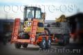 Прицеп для перевозки строительной и дорожной техники К-13