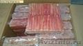 Первая фаланга краба без глазури блочное от 1450 рублей за кг.