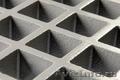 Палубный решетчатый настил с гладкой поверхностью