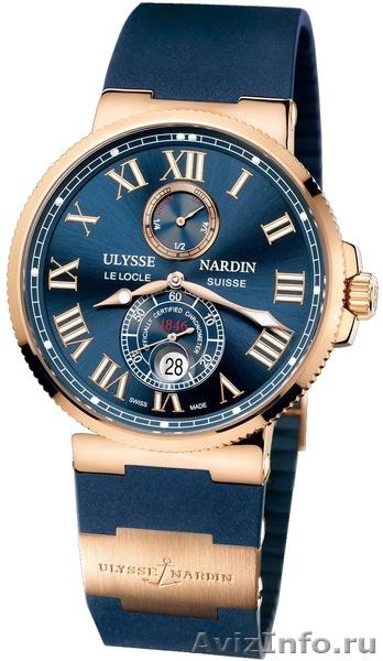 часы ulysse nardin marine chronometer 356 66 аромата зависит также