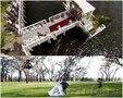 Съемка свадьбы с квадрокоптера (Аэросъемка)