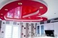 Натяжные потолки цветные ЗА 24 ЧАСА с гарантией 15 ЛЕТ