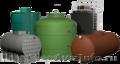 Емкости и резервуары для ГСМ из пластика
