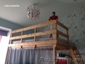Кровать - чердак для ребенка. - Изображение #3, Объявление #1359456