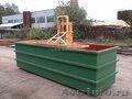 Предлагаем ванны для антисептирования древесины и пиломатериалов IHV 6.7