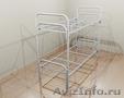 Трёхъярусные металлические кровати для общежитий, кровати для студентов - Изображение #2, Объявление #1478856