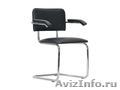 Стулья дешево стулья на металлокаркасе,  Стулья для операторов - Изображение #2, Объявление #1499763