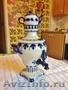 Набор чайников - гжельская роспись