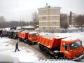 Уборка и вывоз снега СПБ