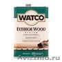 Масло защитное для деревянных фасадов и террас WATCO Exterior Wood Finish