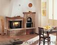 Продаю: варочная дровяная печь с духовкой Roby 40x60.