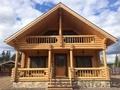 Продается дом из бревна от собственника