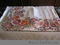 Скатерти льняные с ярким орнаментом 2 шт - Изображение #4, Объявление #1570968