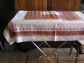 Скатерти льняные с ярким орнаментом 2 шт - Изображение #3, Объявление #1570968