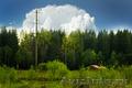 Продам земельный участок рядом с п. Ново-Токсово