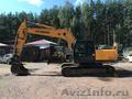 Гусеничный экскаватор Hyundai Robex 210LC-7