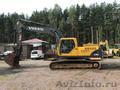 Гусеничный экскаватор Volvo EC240