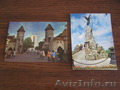 3 открытки виды Таллина  1973, 77, 78гг